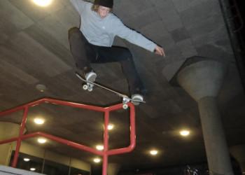 Othmar van Rijswijk: crooked grind